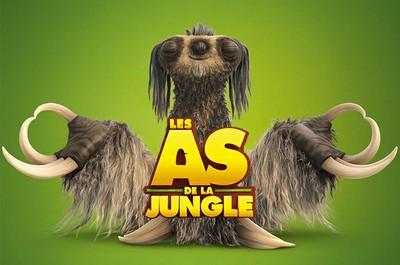 Ciné-famille : Les As de la jungle