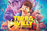Ciné-famille : Terra Willy, planète inconnue