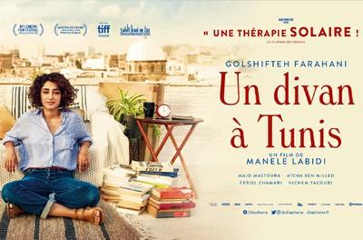 Ciné-grand public : Un divan à Tunis