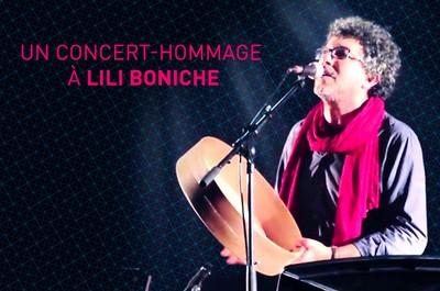 Concert Hommage à lili boniche