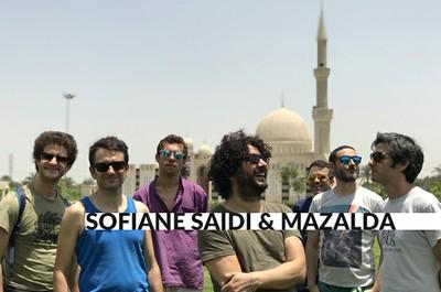 Concert : Sofiane Saidi & Mazalda