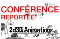 Cinéma d'animation : de l'innovation à la révolution technologique -  Conférence reportée