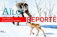 Ciné-Famille : reporté