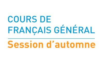 Cours de français général : Session d'automne