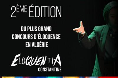 2e édition Eloquentia Constantine