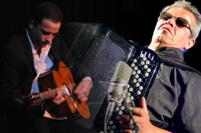 Jazz manouche : Marcel & Cédric Loeffler