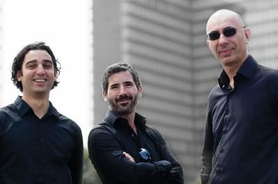 Jazz : Trio Robin/Cabon/Szandai