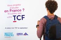 Je passe mon TCF en septembre !