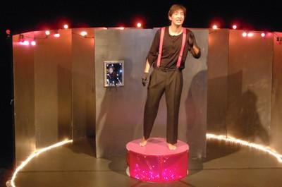 Je suis une bulle - Théâtre jeune public