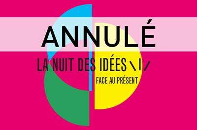 La Nuit des idées - Annulée