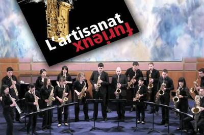 L'artisanat Furieux - Orchestre de saxophones