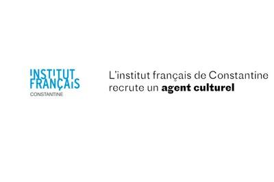 L'Institut français recrute un agent culturel