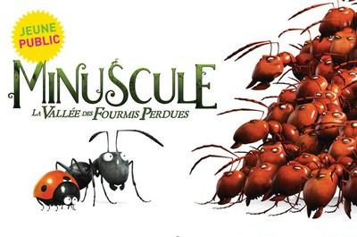 Minuscules : la vallée des fourmis perdues