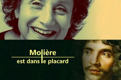 Théâtre : Molière est dans le placard