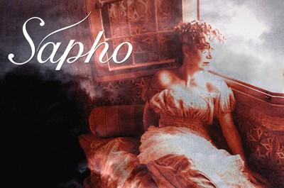 Sapho en concert : Velours sous la Terre