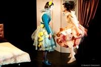 Théâtre jeune public : Rose au bois dormant
