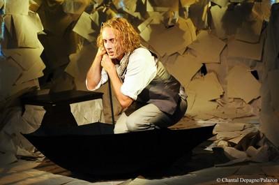 Théâtre : Mémoires d'un fou