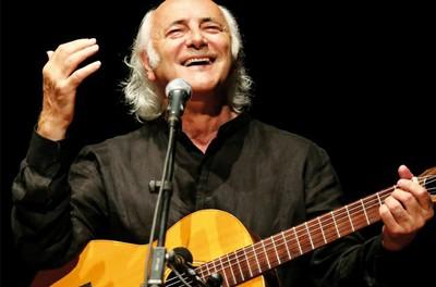 17 ème édition du festival culturel européen , france/espagne : concert d'AMANCIO PRADA