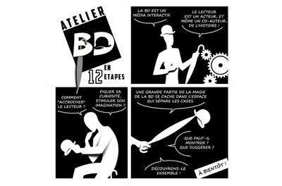 Atelier Bande dessinée