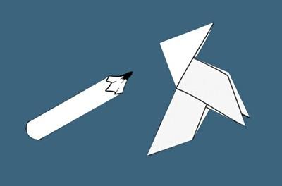 Atelier : dessin et origami