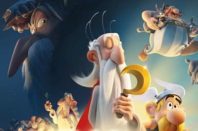 Ciné Gouter : Astérix le secret de la potion magique