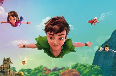Ciné goûter : L'anniversaire de Peter Pan