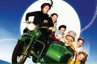Ciné goûter - Nanny McPhee et le Big Bang