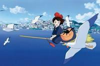 Ciné manga : Kiki la petite sorcière