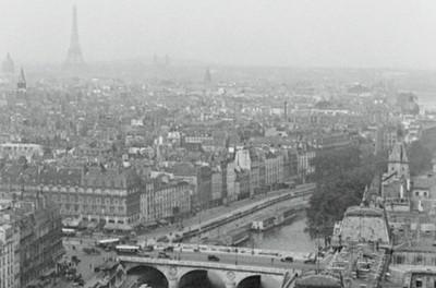 CINE MIX : ETUDES SUR PARIS