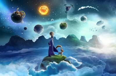 Le Petit prince : La Planète du temps