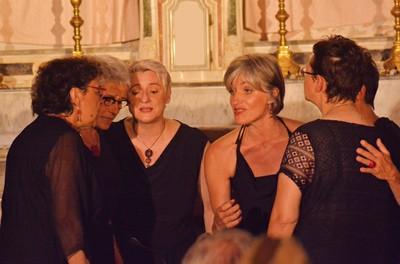 Musique du monde - POLYPHONIES CORSES  / Voix de femmes