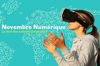 Novembre Numérique 2020 - le mois des cultures numériques