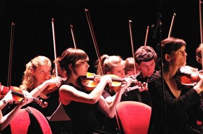 Orchestre à cordes du conservatoire de Lyon