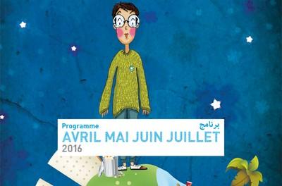 Programme Avril Mai Juin Juillet 2016