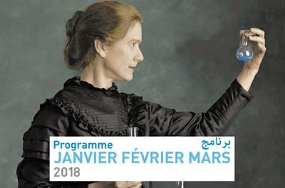Programme Janvier Février Mars 2018