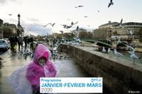 Programme Janvier - Février -  Mars 2020