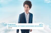 Programme Septembre Octobre Novembre Décembre 2017