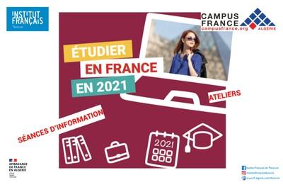 Ateliers CV & Lettre de motivation / Séance d'information Campus France
