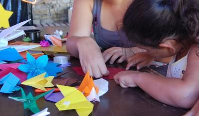 Atelier d'Initiation à l'Origami