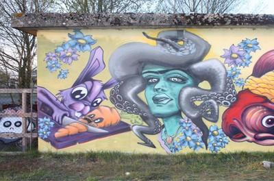 Atelier GRAFITTI