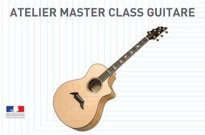 Atelier Master Class Guitare