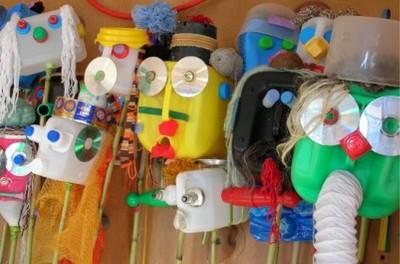 Ateliers plastique et environnement