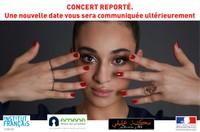 Camelia Jordana - Concert reporté à 2020