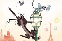Ciné Goûter : CHIEN POURRI, LA VIE A PARIS