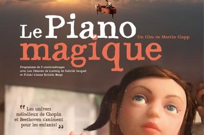 Ciné-Goûter: LE PIANO MAGIQUE