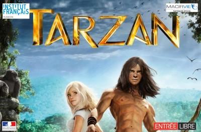 Ciné-Goûter : Tarzan