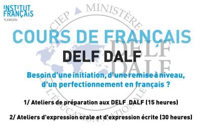 COURS DE FRANÇAIS DELF DALF