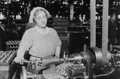 femme de l'ombre 1914-1918
