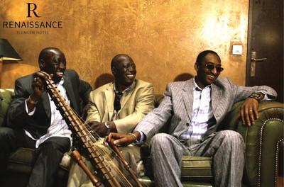 Kora Jazz Band Back to Africa