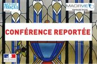 Conférence Reportée - L'ART DECO, premier style international